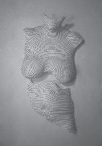 Mèche Statue Cire
